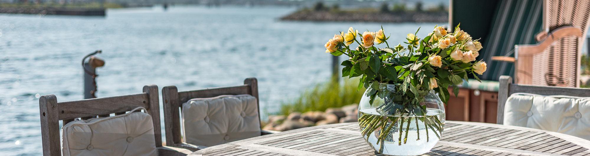 Stilvoll eingerichtete Ferienwohnungen